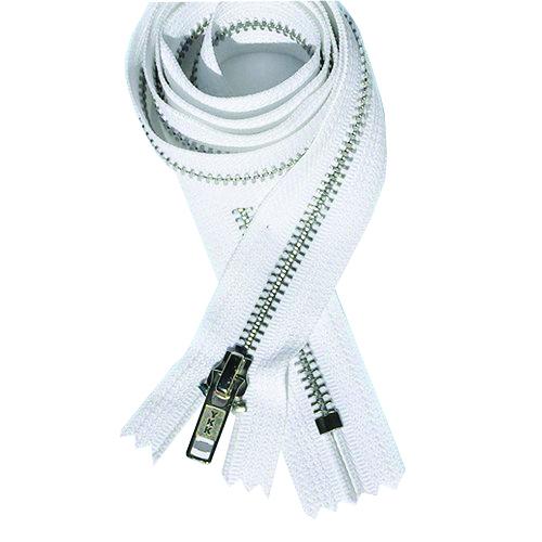 Zippers Aluminum