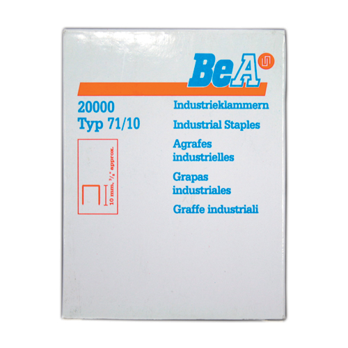 Galvanized BeA Brand