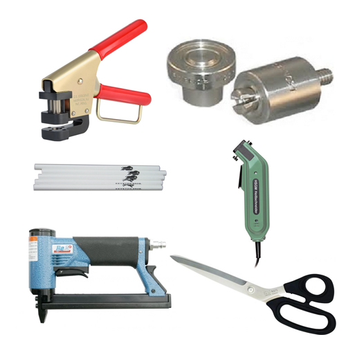 Awning Shop Supplies