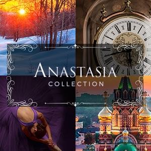 Anastasia Collection