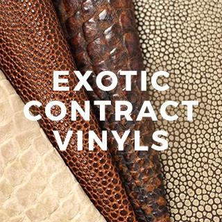 Contract Vinyl Exotics