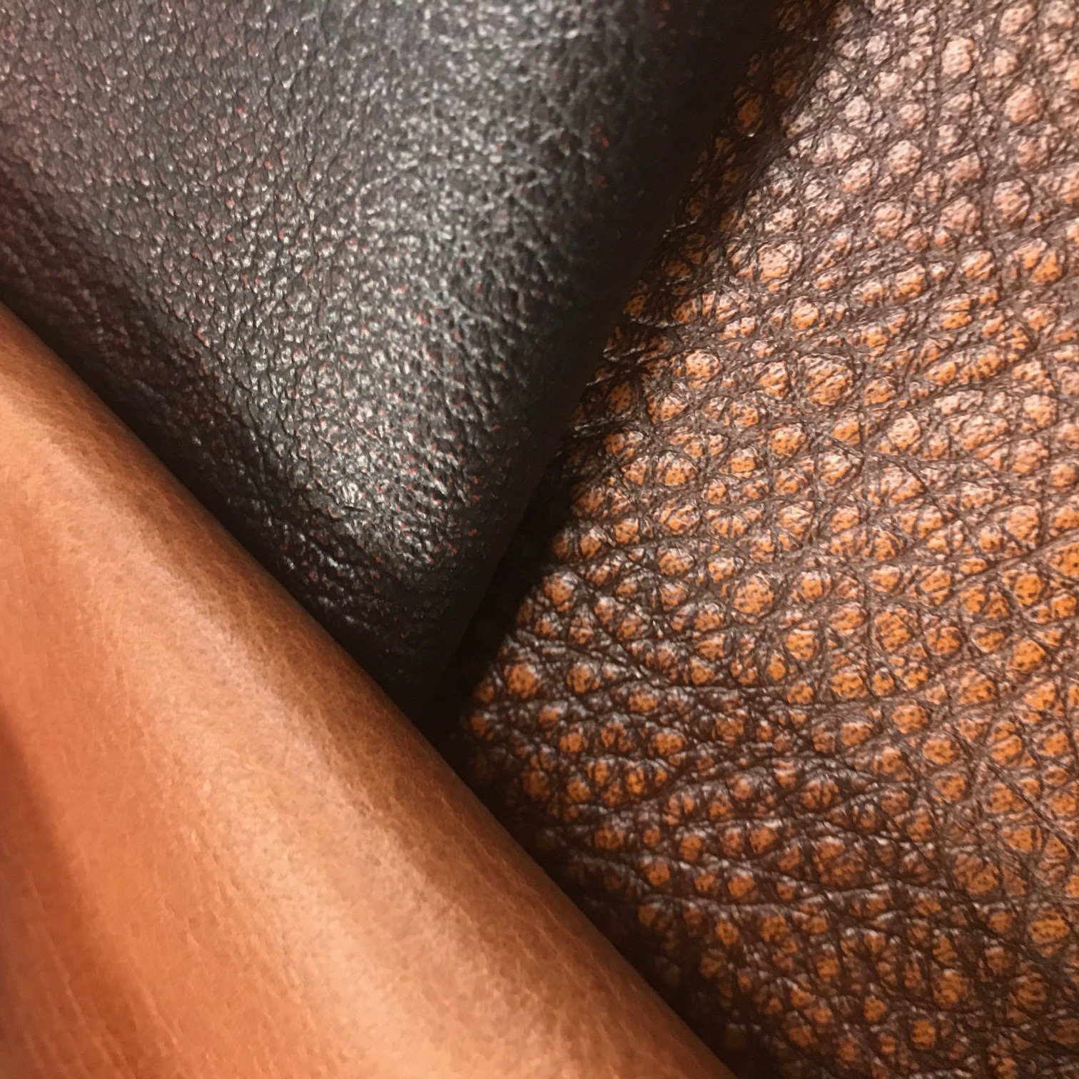 Pamplona Leather Collection