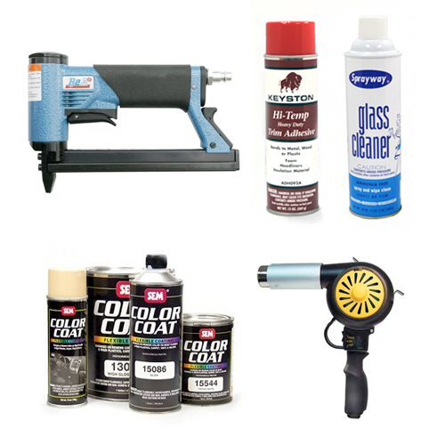 Marine Shop Supplies