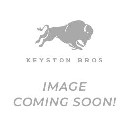 #5 Aluminum Zipper Chain Natural Tape 100yd