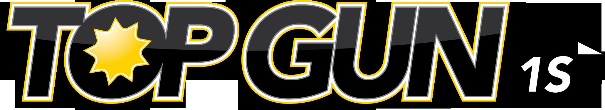 Top Gun 1S Logo